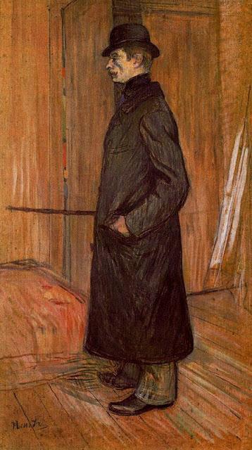 Gaston Bonnefoy - Toulouse Lautrec