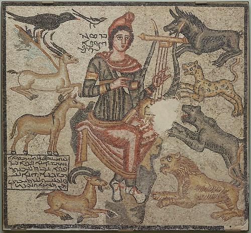 orfeo - antigua imagen