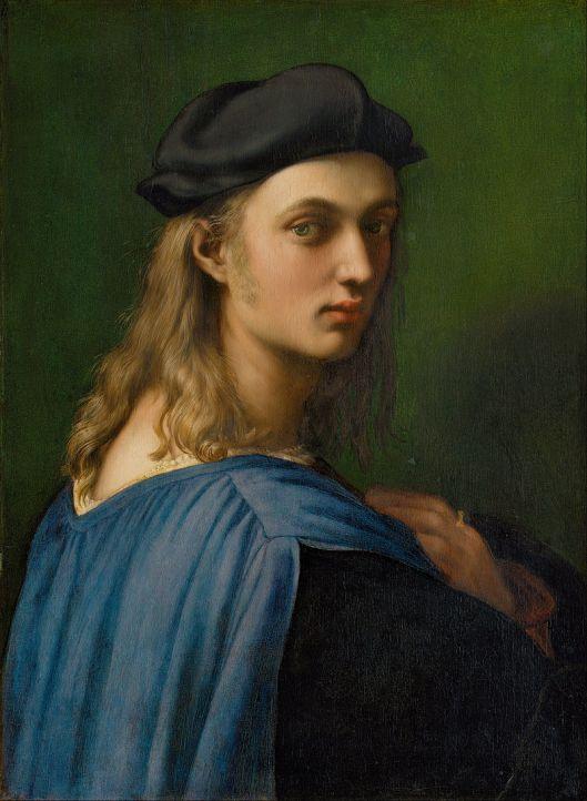 retrato de bindo altoviti - rafael