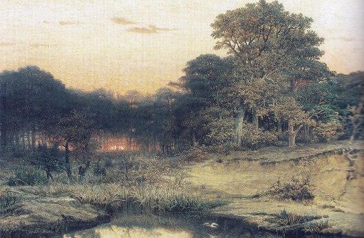 Isidore meyer - paisaje